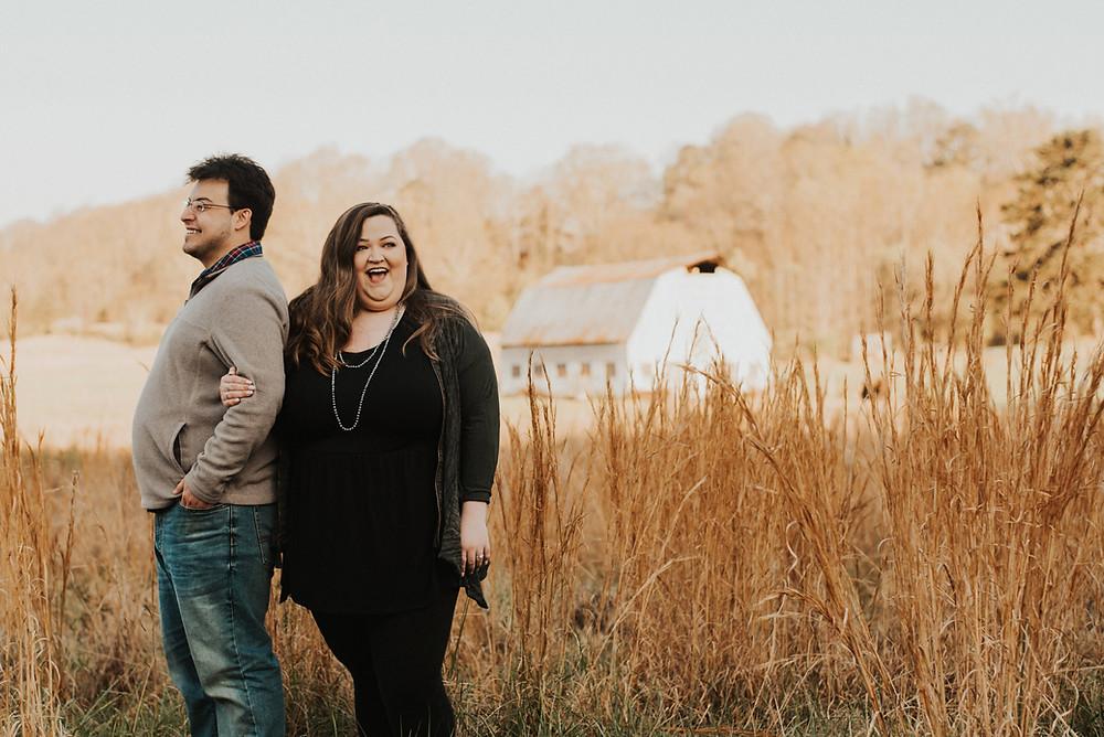 Engagement Session. Arabia Mountain. Atlanta. Georgia. Wedding Photographer