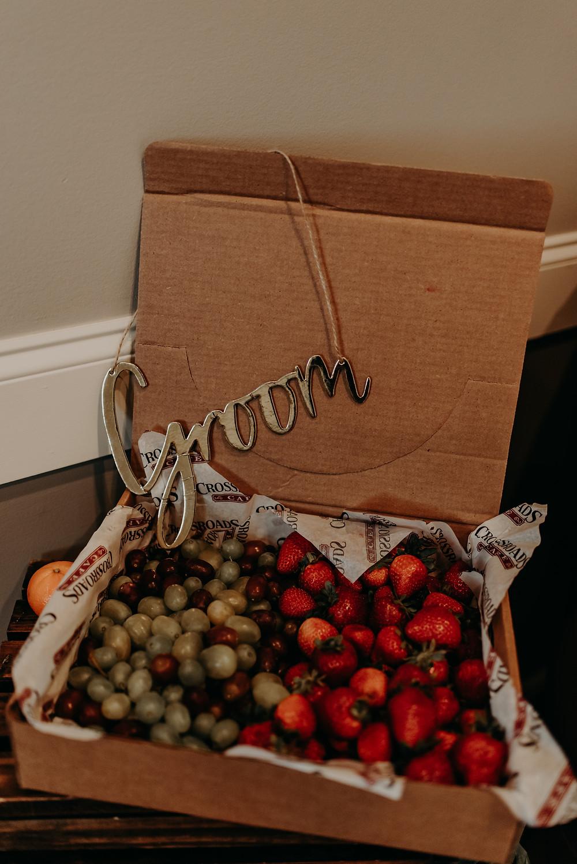 groom's grapes