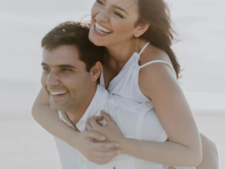 Thamiris & Gustavo // Beachversary // Atlanta Wedding Photographer