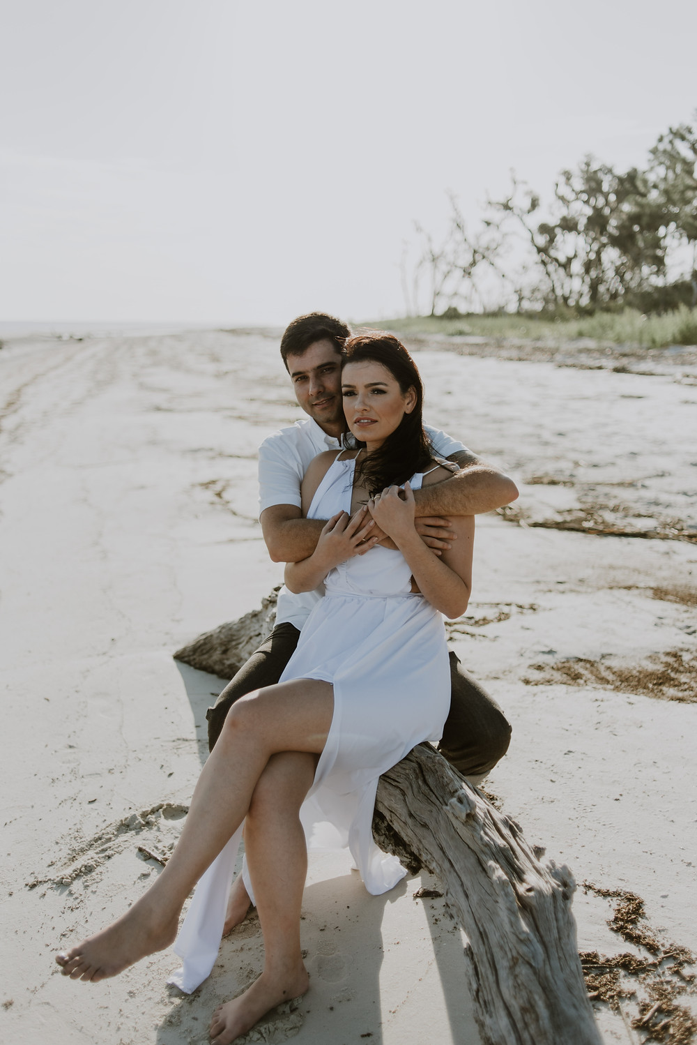 Atlanta Photographer Beach Engagement