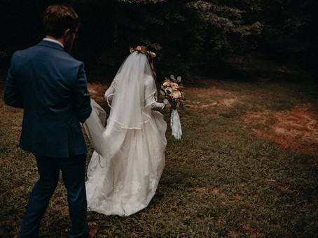Ruth & Tim // Endless Love // Atlanta Wedding Photographer