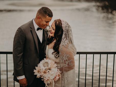Bianca & Andres // Perea United // Atlanta Wedding Photographer