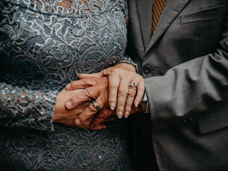 Love Has No Age: Elderly Couple Wedding // Atlanta & Destination Photographer