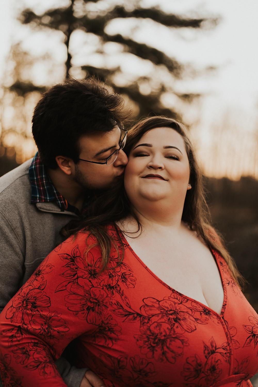 Sunrise Engagement Session. Arabia Mountain. Atlanta. Georgia. Wedding Photographer