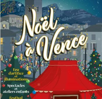 Un Noël magique à Vence