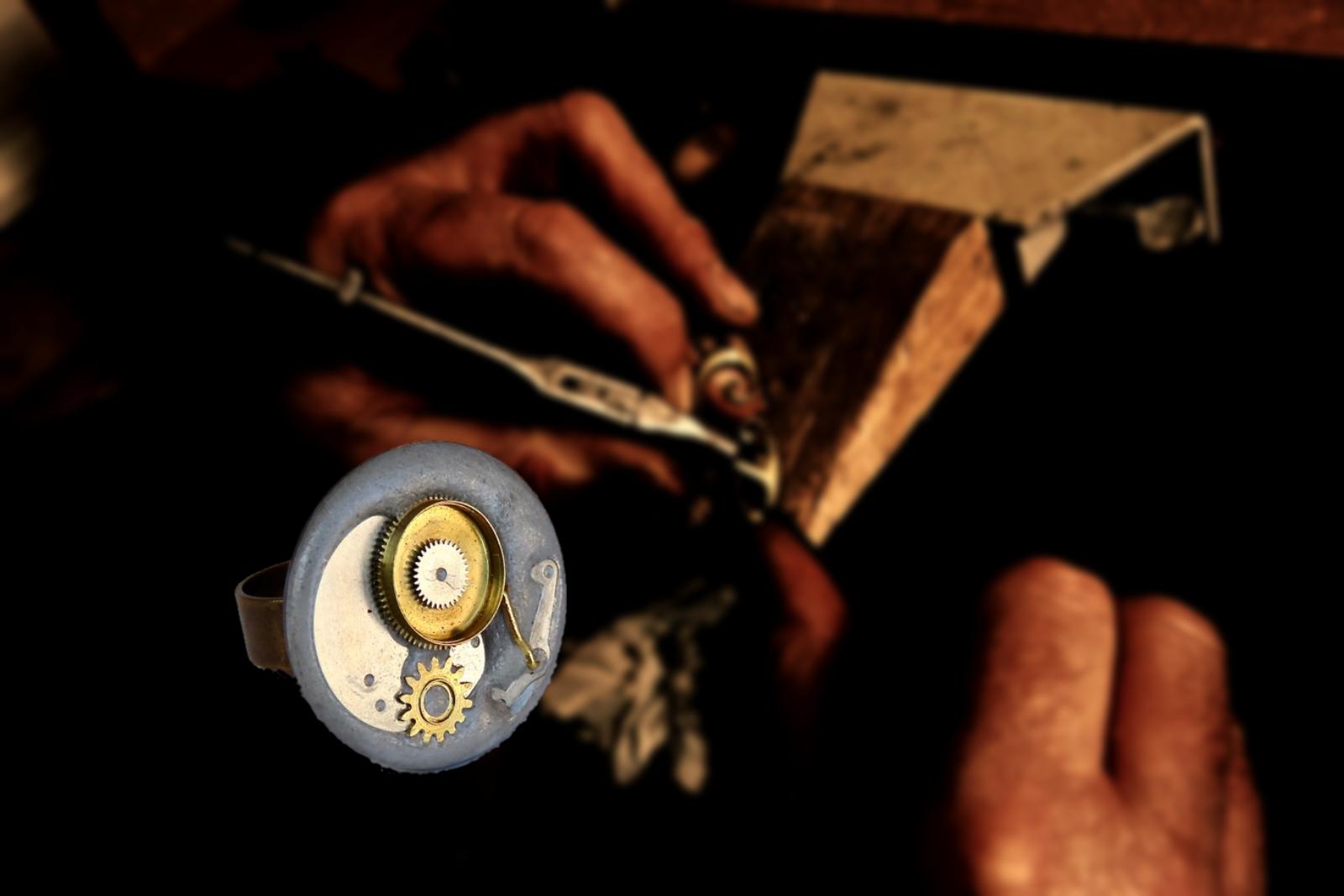 fabrication-bijoux-artisanaux-bague-stea