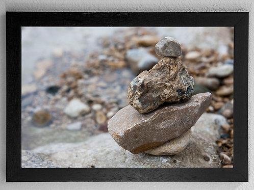 Pebbles at McKinney Park