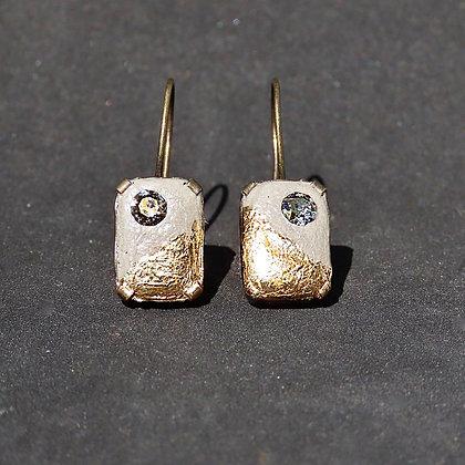 Boucles d'oreilles Urban Chic Vintage
