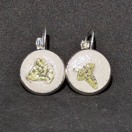 Boucles d'oreilles Lierre Philo