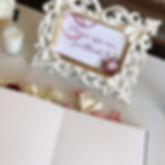 Marie Bee Philadelphia Wedding Event Styling + Signage