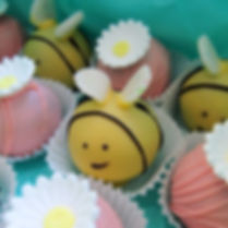 Marie Bee Philadelphia Cake Pops + Events