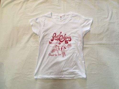 T-shirt Royal Cambouis 5 pour femme