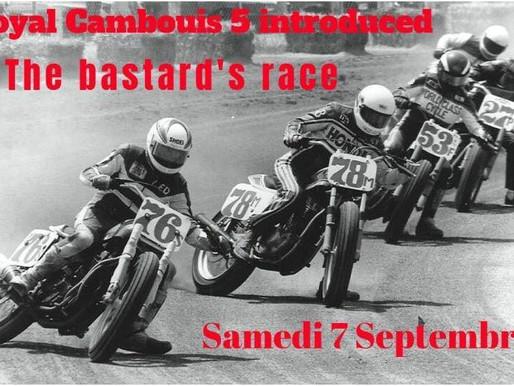 Bastards Flat Track Race !