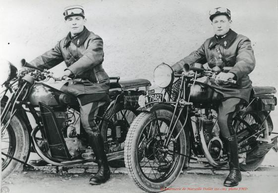 Peugeot - Dollar Gendarmerie Marseille01