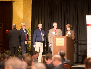 JANET WACKROW SERVES AS CHAIR OF THE ACEC ILLINOIS ENGINEERING EXCELLENCE AWARDS LUNCHEON