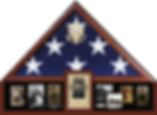 Custom American Flag Pictures Frame