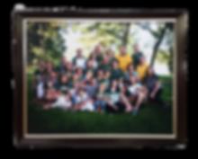 Custom Family Picture Frame