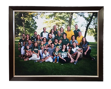 Custom Family Picture Frame
