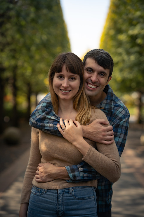 Jason and Beth