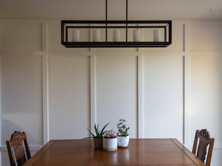 Design Tip Tuesday: Dining Room Feature Wall