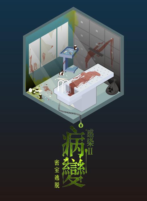 密室逃脫|病變|台北