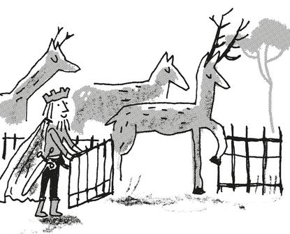 Nigrodha – Als der Buddha einst ein Hirsch war