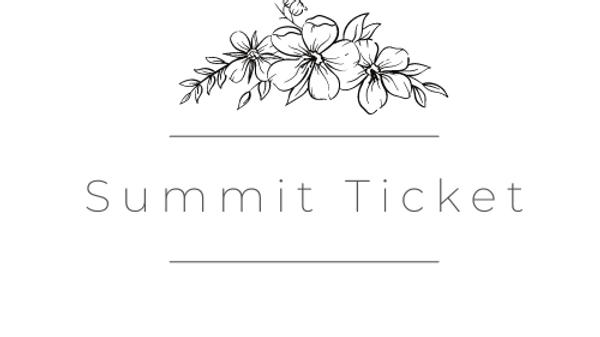 Virtual Summit Ticket