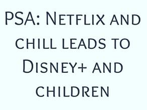 PSA: Disney+