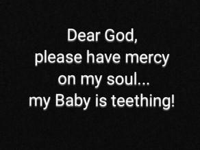 Teething Babies