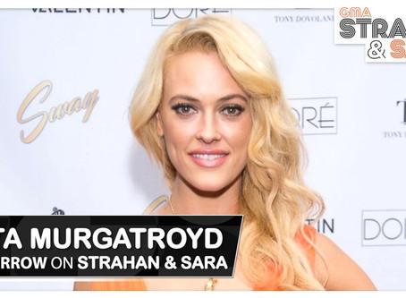Peta Murgatroyd (Strahan & Sara)