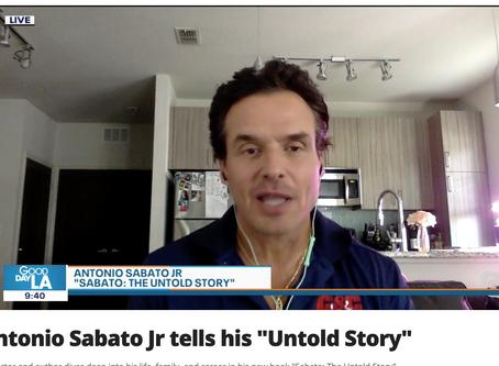 Antonio Sabato Jr. (Good Day LA)