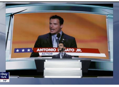 Antonio Sabato Jr. (Good Day NY)