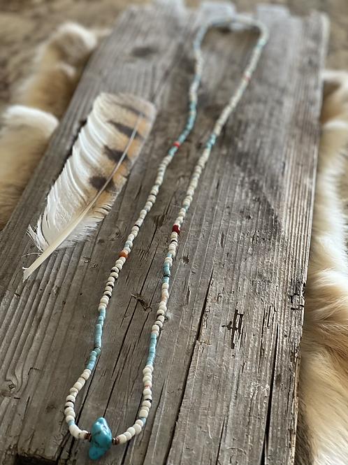 SKY Trade Bead Necklace