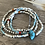 Thumbnail: SKY Trade Bead Necklace