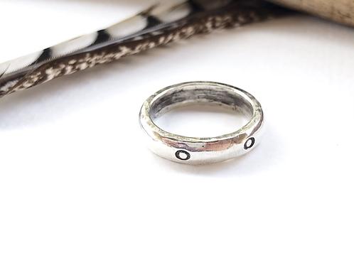 five spirit ring