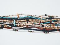 trade bead necklaces by TL Salisbury