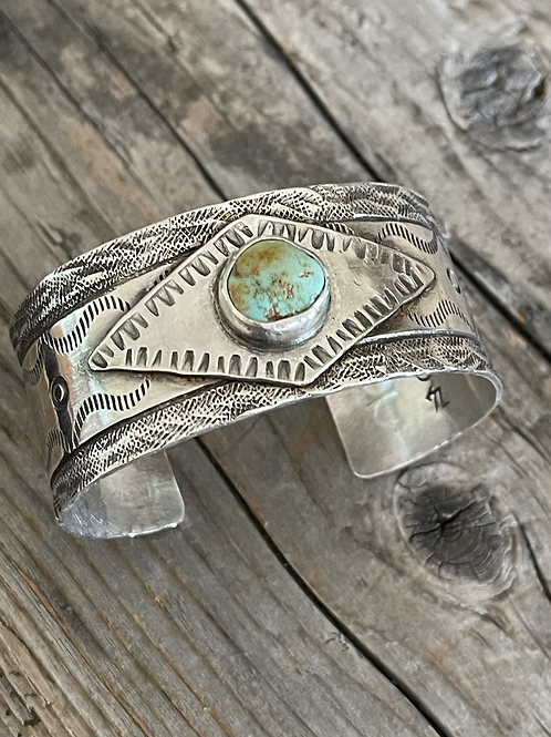 Middle Waters Sterling Cuff