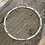 Thumbnail: Stamped Sterling Bangles