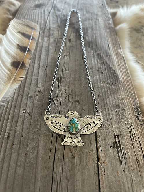 Thunderbird Necklace (small)