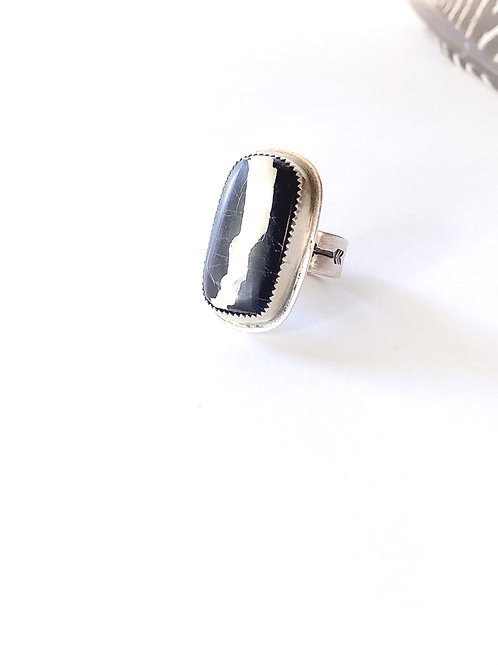 white buffalo waterfall ring