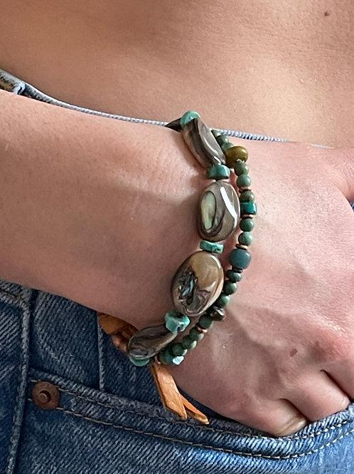 Abalone Song Bracelet