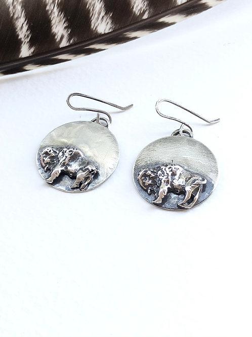 tallgrass loner earrings