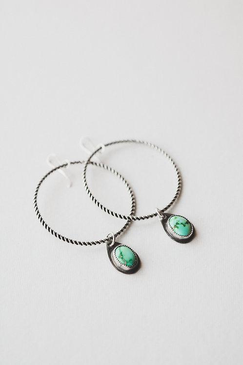 hoop dancer earrings