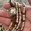 Thumbnail: Carico Lake Trade Bead Necklace