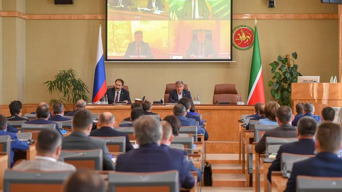 Проект «Аэрогородок «Масловка» был одобрен на инвестиционном совете Республики Татарстан