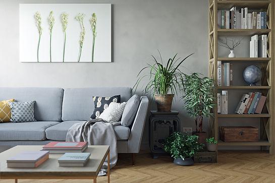 дизайн интерьера квартиры 60м2