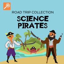 Pirate Adventure Road Trip