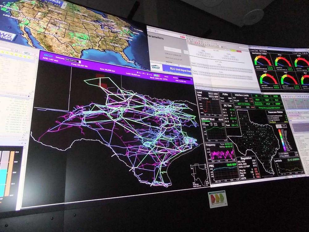 Macomber Map at ERCOT