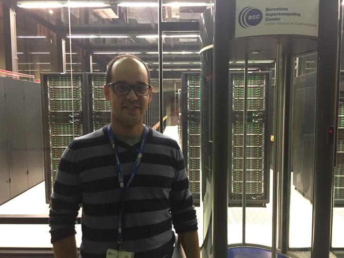The Barcelona Supercomputer Adventure
