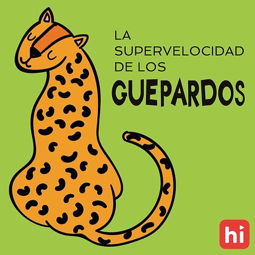 La Supervelocidad de los Guepardos - Transcript